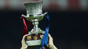Supercopa Trophy Spanien