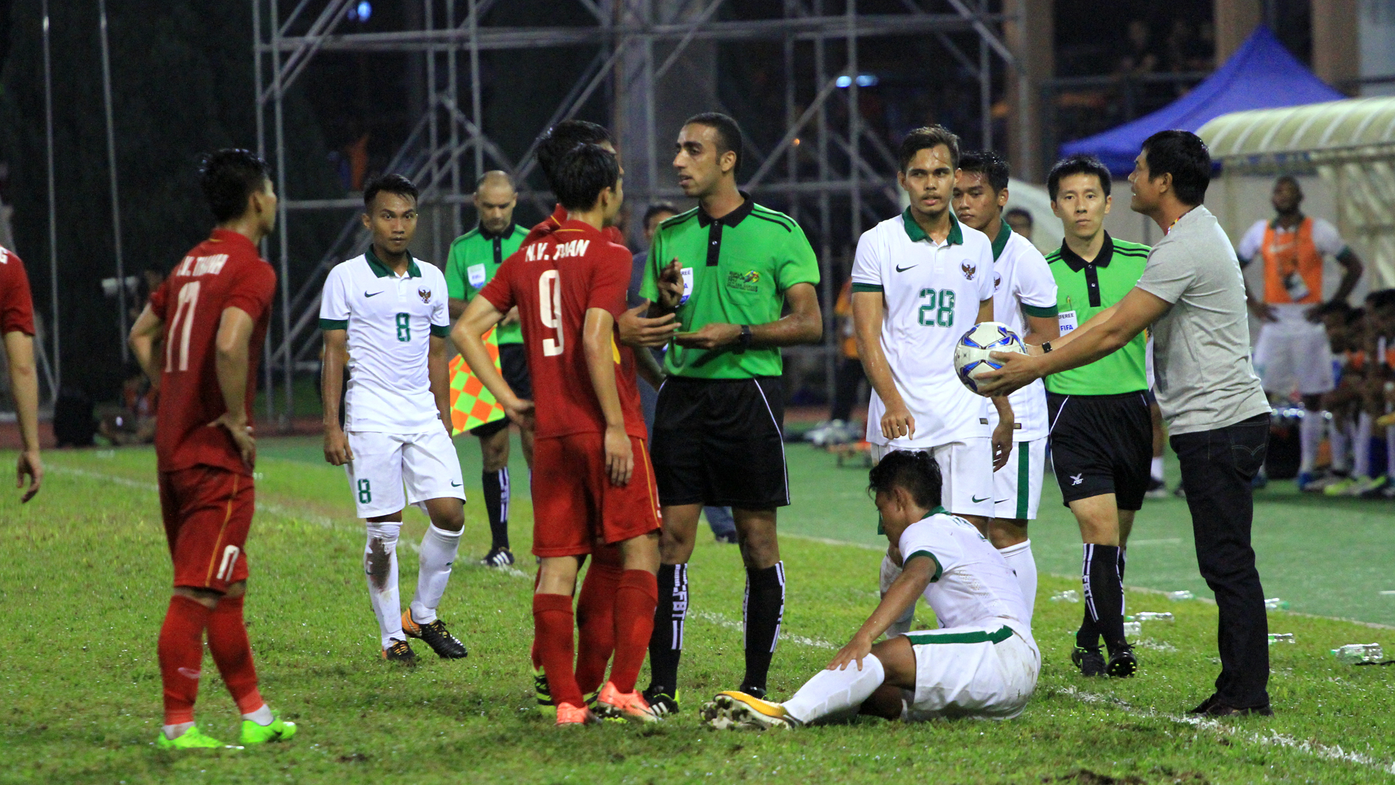 Pelanggaran Indonesia & Vietnam