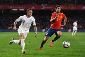 TRIPPIER ALONSO ESPAÑA INGLATERRA UEFA NATIONS LEAGUE