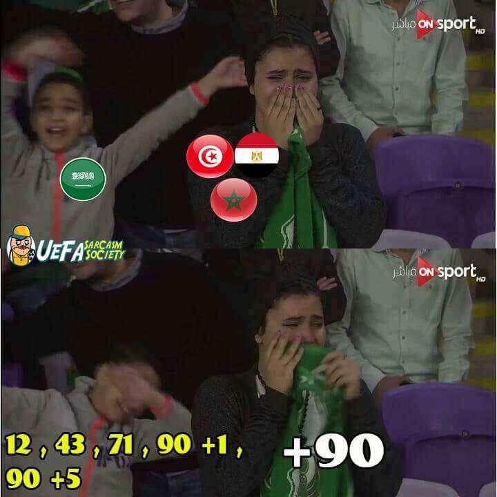 كوميكس مباراة تونس
