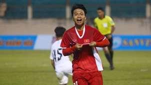 Pham Xuan Tao U19 Vietnam Giải U19 Quốc tế 2019