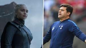 Daenerys Targaryen, Mauricio Pochettino