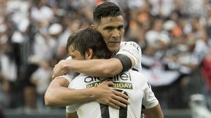 Balbuena e Romero - Corinthians - 5/11/2017