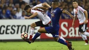 Ignacio Nacho Fernandez River Emelec Copa Libertadores 27042017
