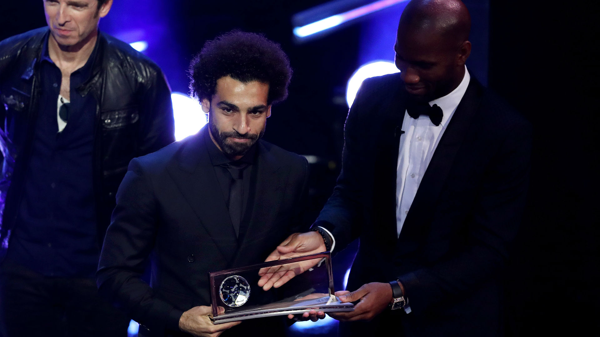 Salah beats Bale and Ronaldo to Puskas Award