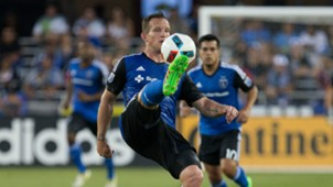 Chad Barrett San Jose Earthquakes