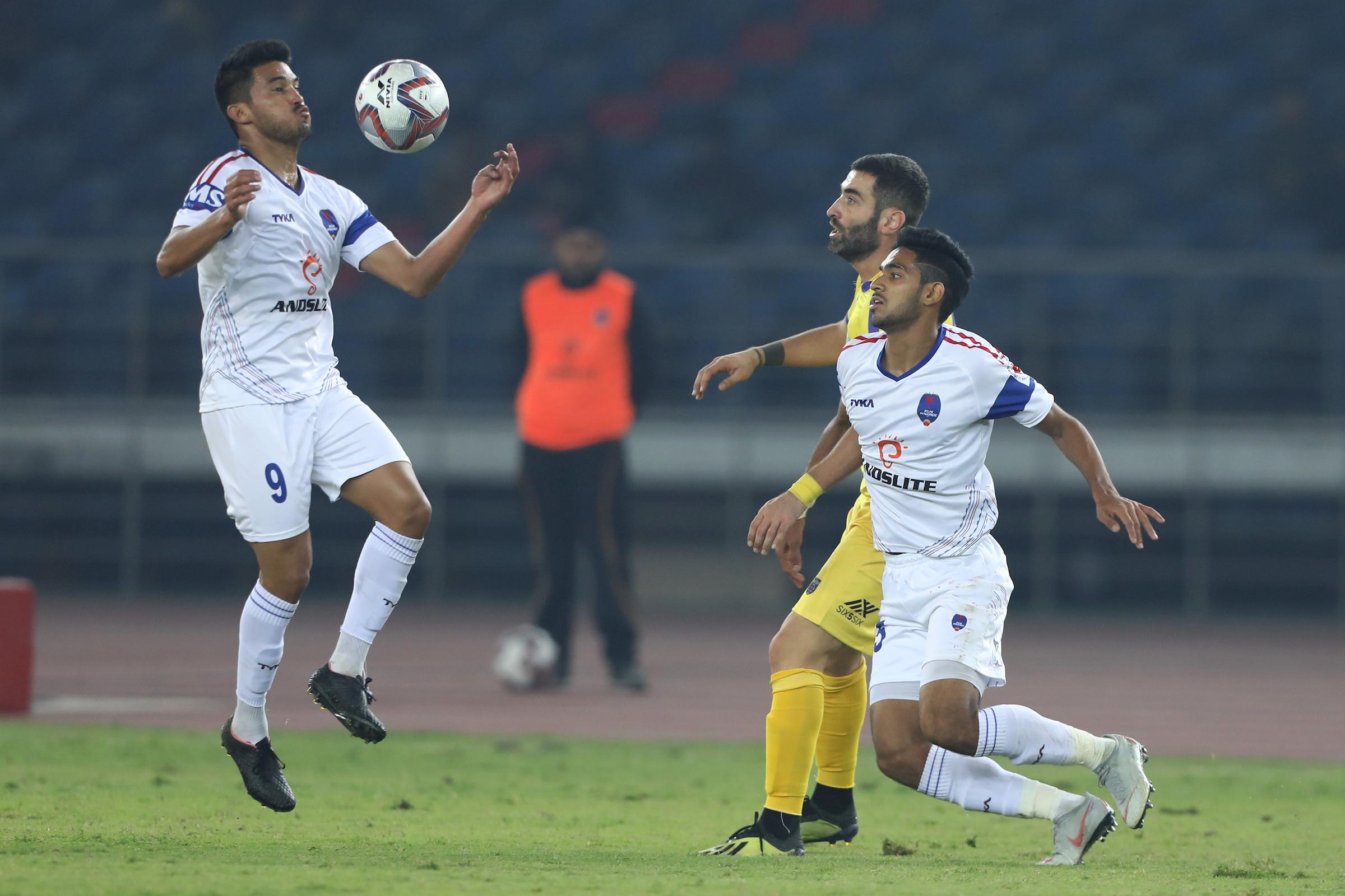 Ulises Davila Delhi Dynamos Kerala Blasters