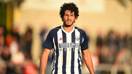 Egyptian Ahmed Hegazi scores winner on West Brom debut