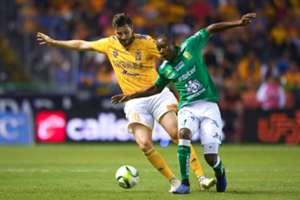 Tigres León Clausura 2019