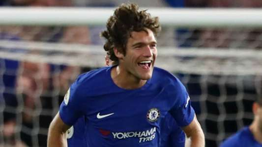 Marcos Alonso Chelsea 2017-18