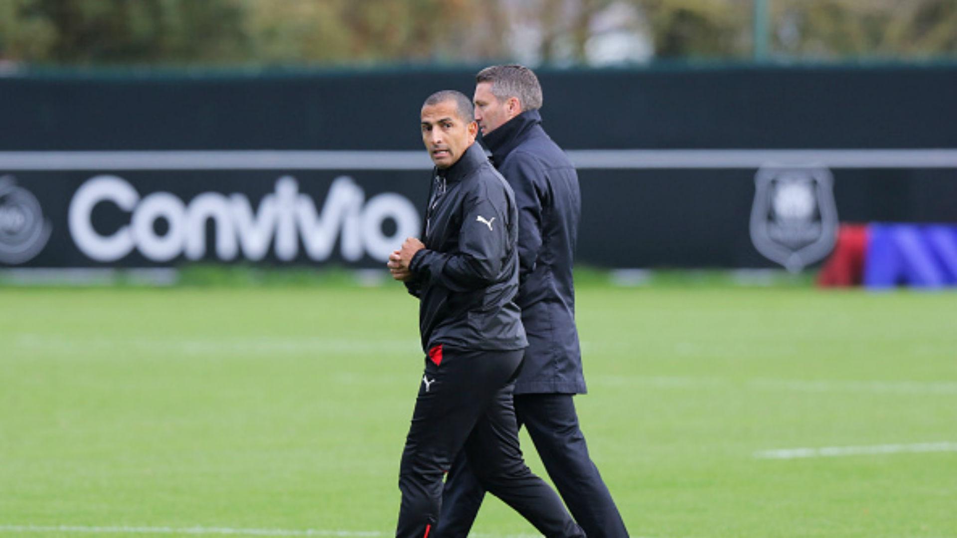 Rennes Ligue 1 Sabri Lamouchi Olivier Letang