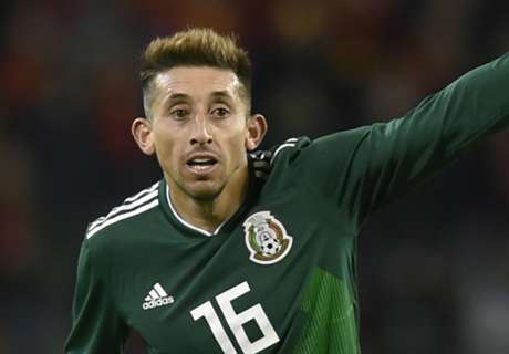 Herrera to miss Mexico friendly matches
