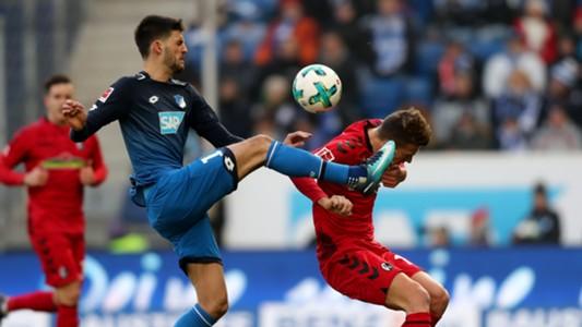 Hoffenheim SC Freiburg Bundesliga 02242018