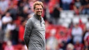 Jürgen Klopp FC Liverpool 12082018
