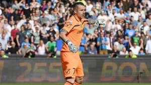 Stefano Sorrentino Napoli Chievo Serie A 04082018