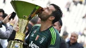 Gigi Buffon Juventus Verona Serie A
