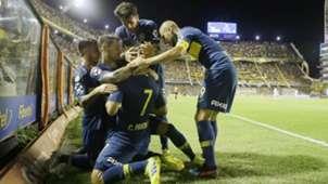 Boca Lanus Superliga argentina 170219