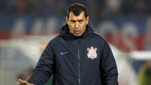 Fabio Carille Universidad Chile Corinthians Sudamericana 10052017