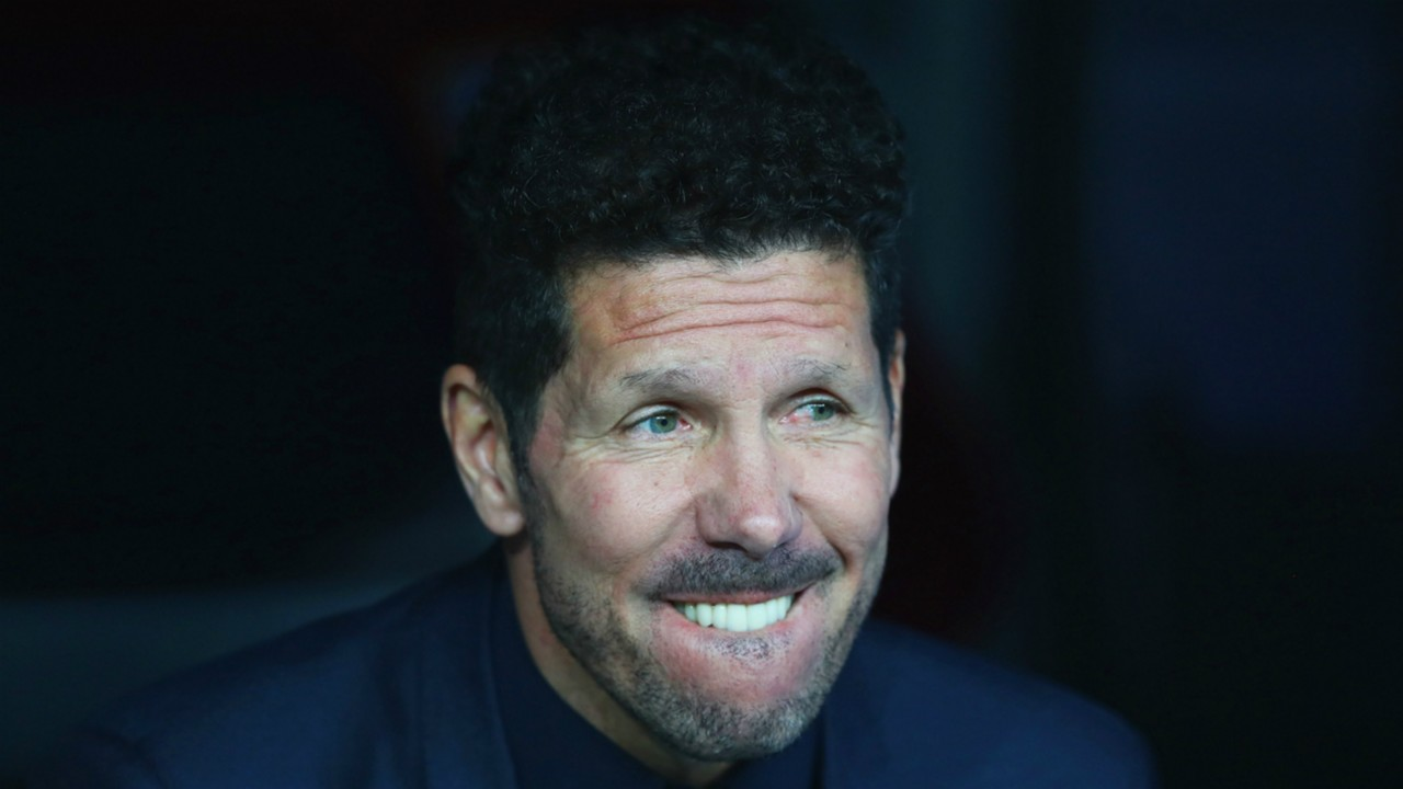 Diego Simeone Real Madrid Atletico Madrid Champions League