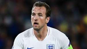 Harry Kane England 2018-19