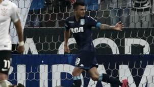 Enrique Triverio Corinthians Racing Club Copa Sudamericana 13092017