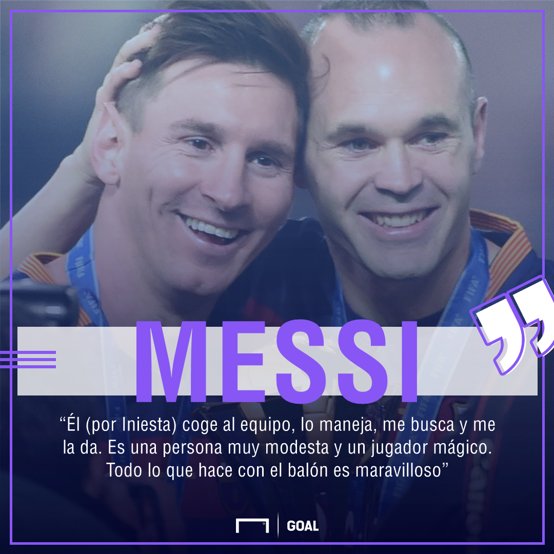 Messi Iniesta ps