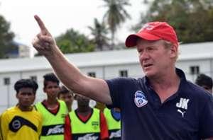 John Kila; Bengaluru FC Head of Youth Development