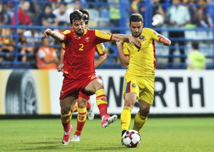 Montenegro v Romania 040918