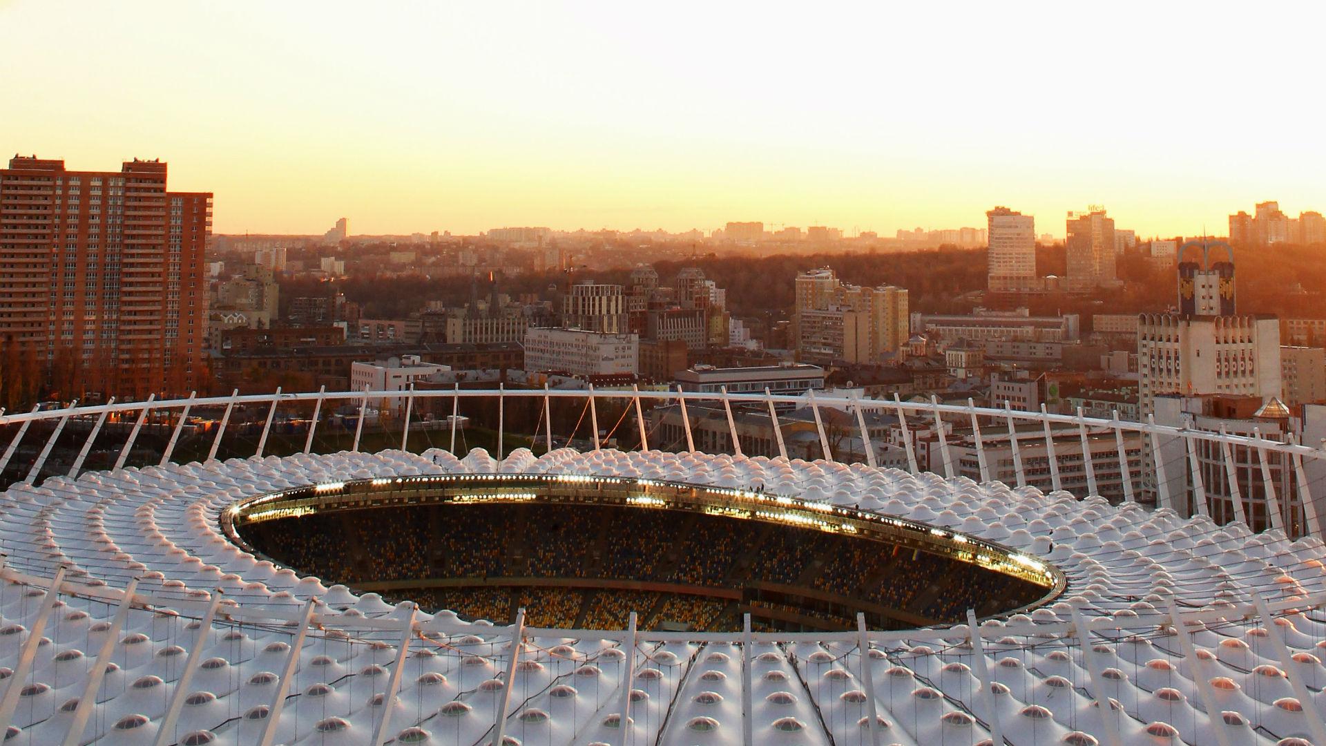 NSC Olimpiyskiy Stadium Kiev