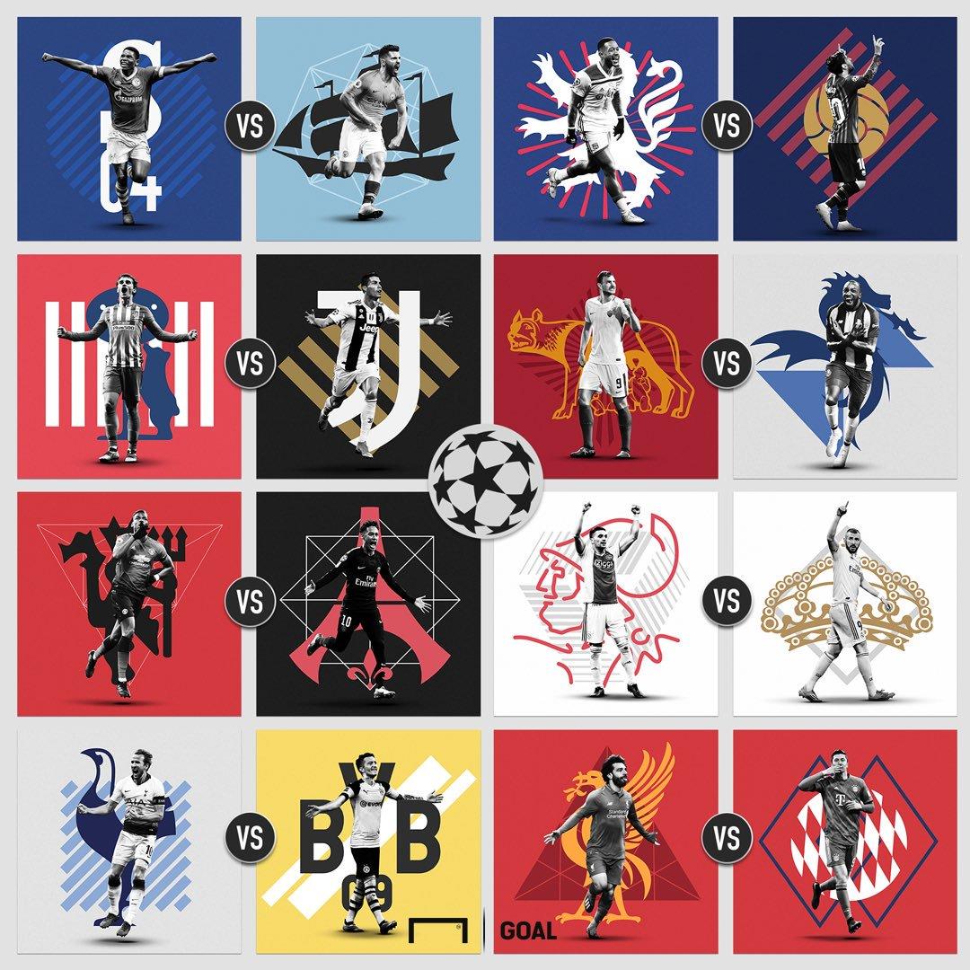 UEFAチャンピオンズリーグ,決勝トーナメント