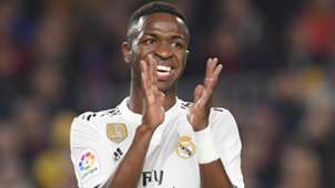 Vinicius Junior Barcelona Real Madrid Copa del Rey 06022019