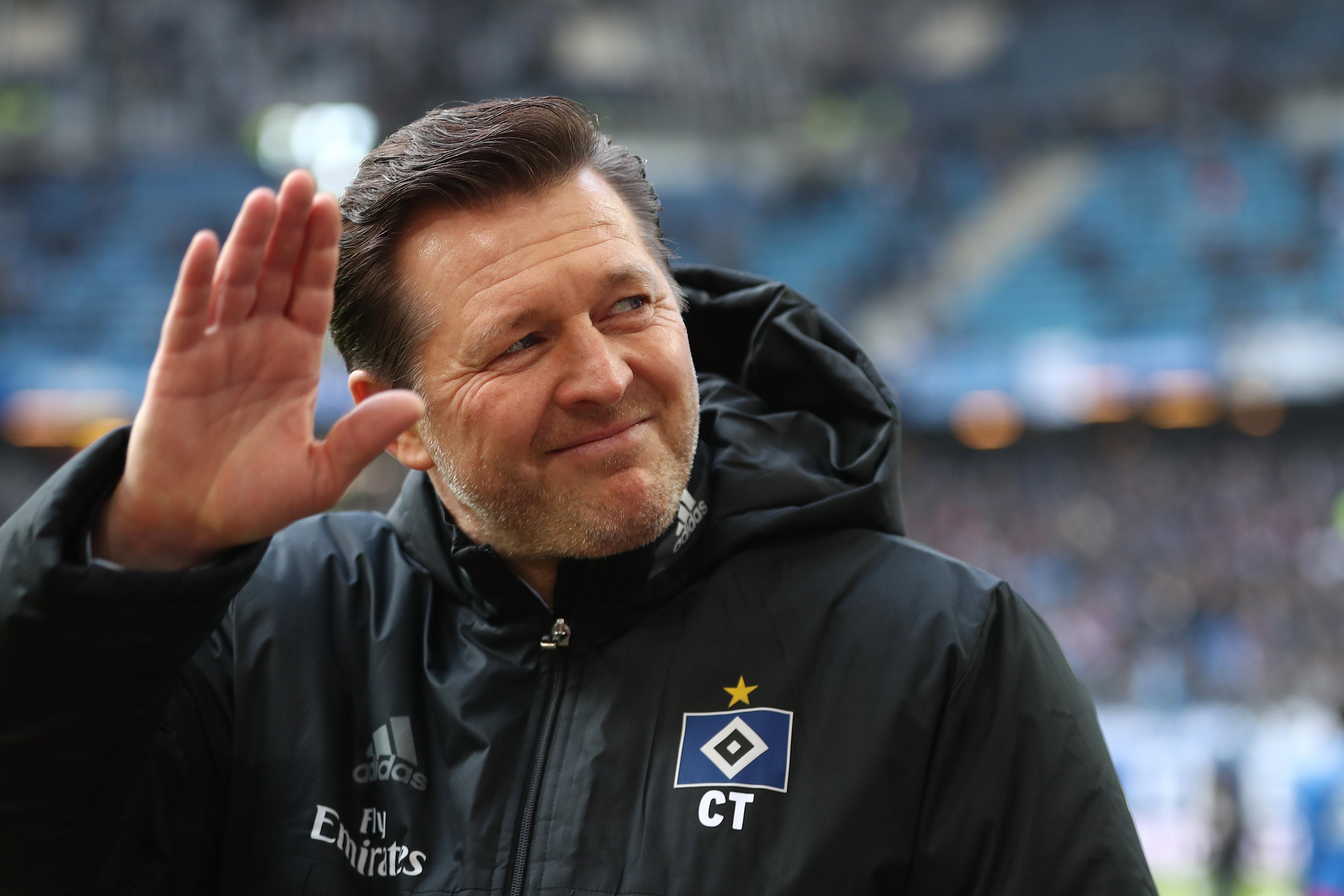 Christian Titz HSV Hamburger SV