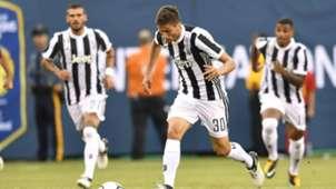 Rodrigo Bentancur Juventus - Barcelona 22072017