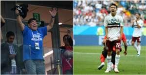 Maradona Hirving Lozano