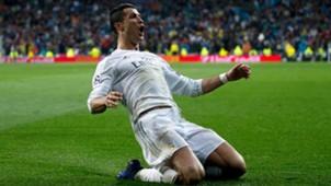 Cristiano Ronaldo CL Madrid