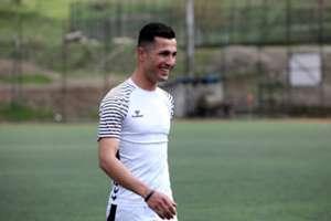 Cristiano Ronaldo's Iraqi 'body double' Biwar Abdullah