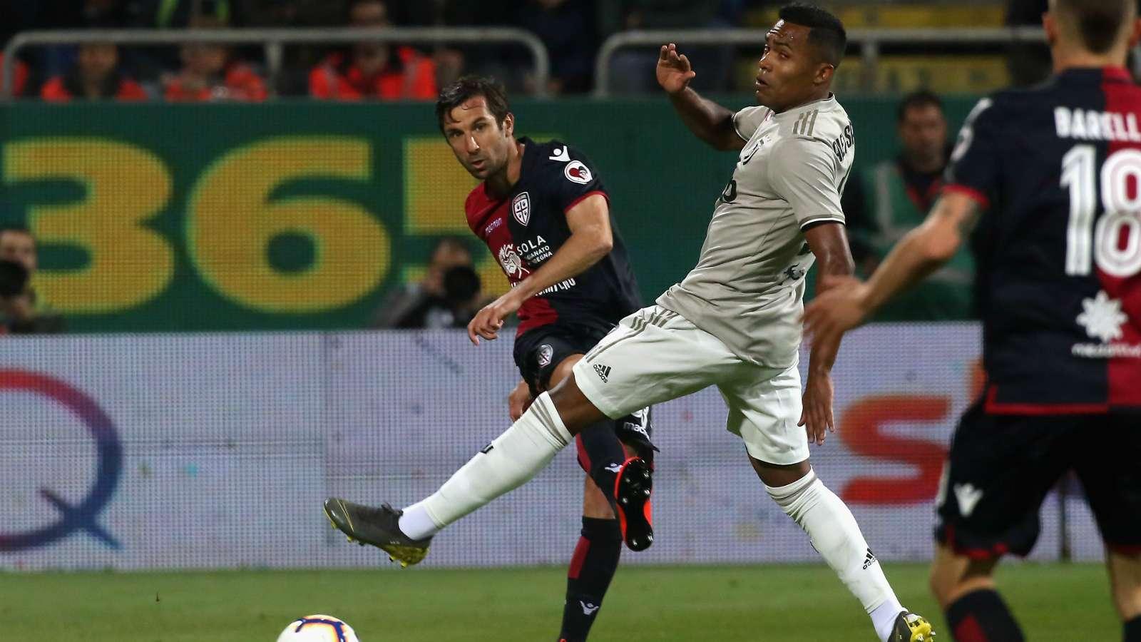 Cagliari-Juventus 0-2, la Juve sans forcer, Kean a encore frappé
