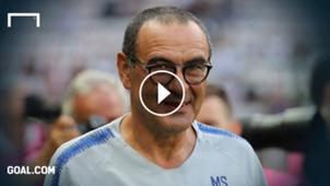 Maurizio Sarri FC Chelsea 2018