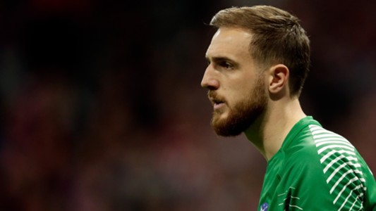 Jan Oblak Atletico de Madrid Arsenal UEL 03052018