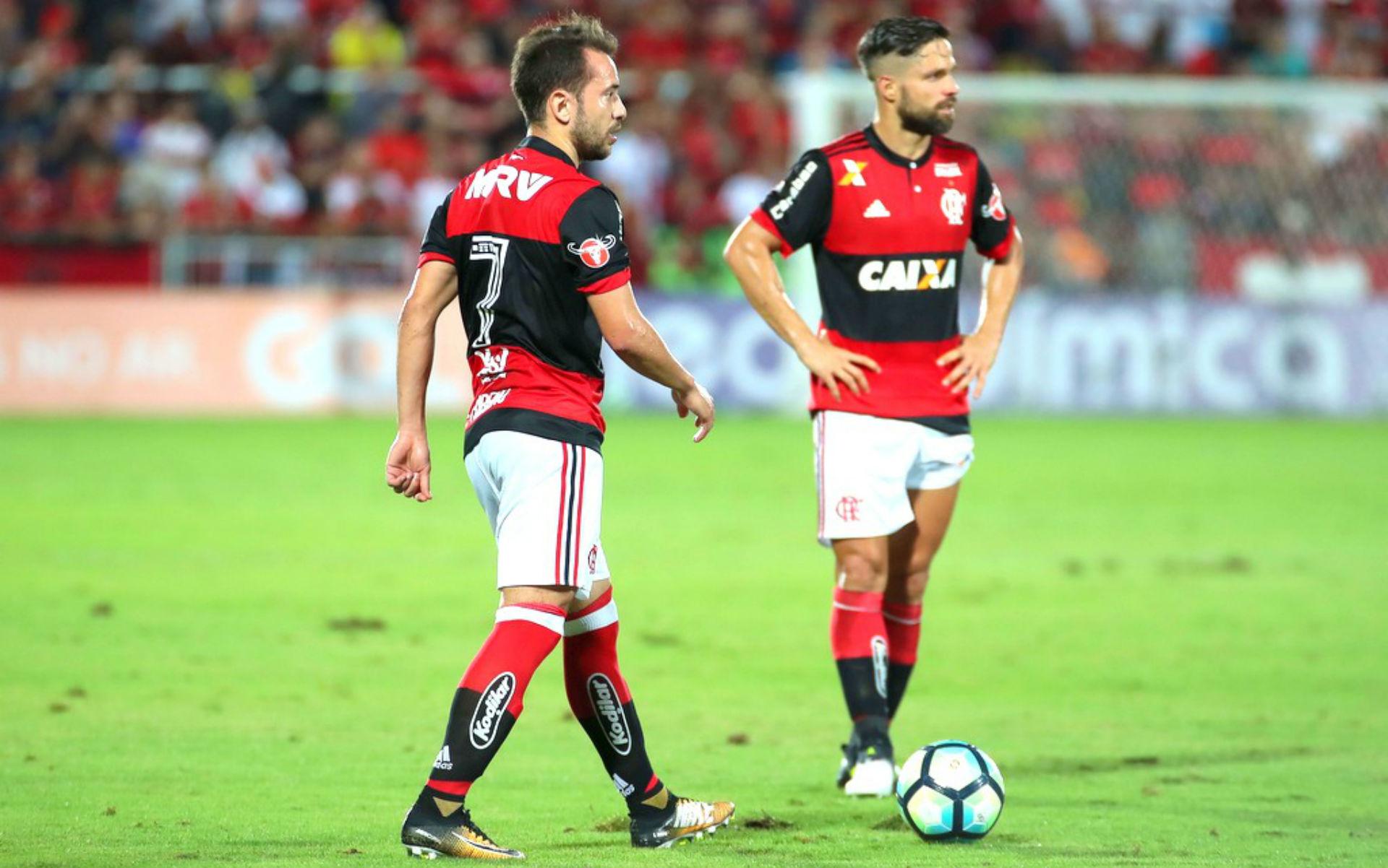 Diego e Everton Ribeiro