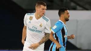 Toni Kroos Real Madrid Gremio Club World Cup 16122017