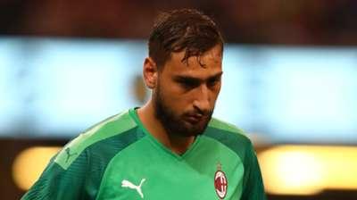 Gianluigi Donnarumma AC Milan 2019-20