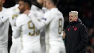Arsene Wenger Arsenal Europa League Ostersunds