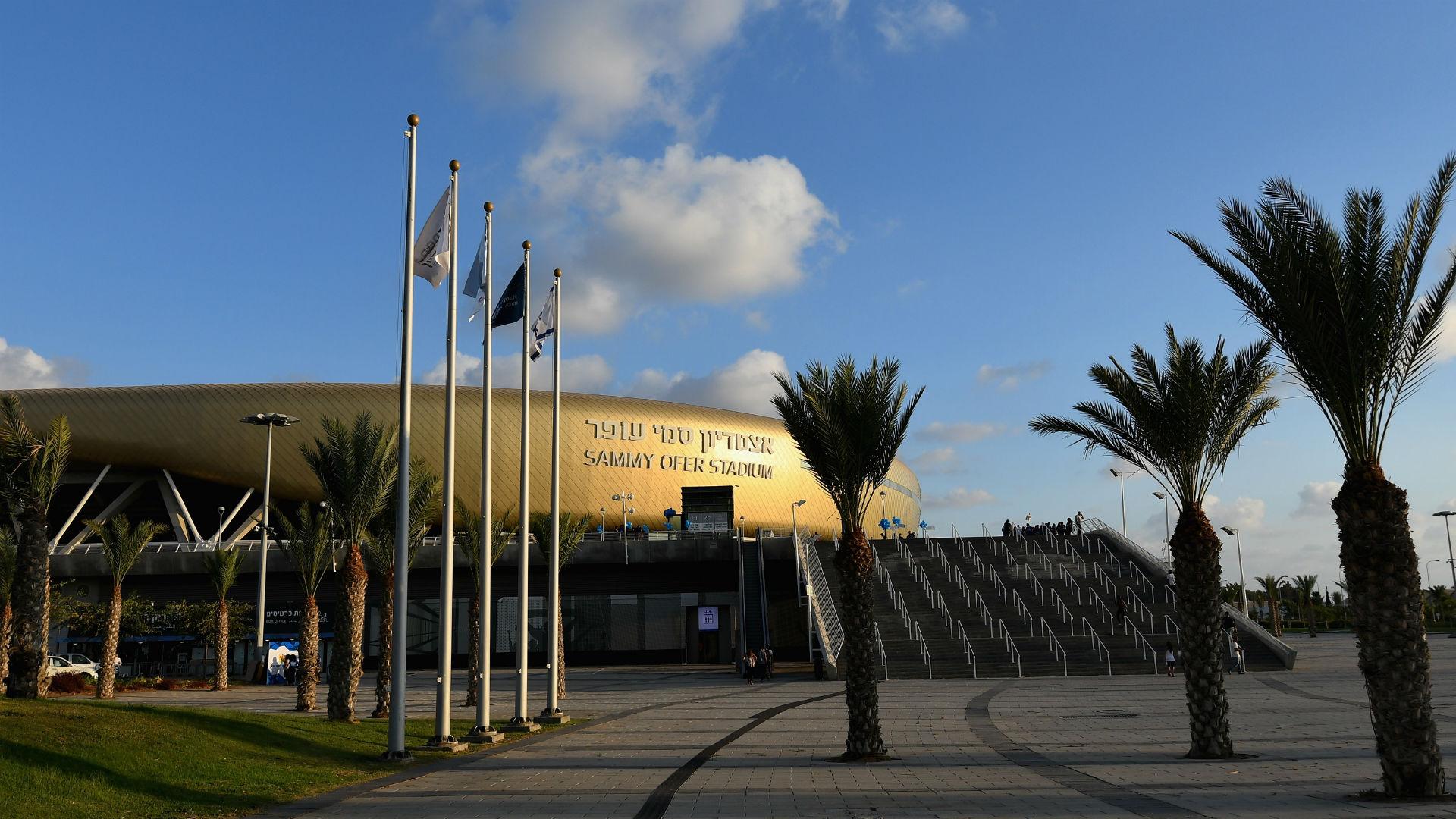 Sammy Ofer Stadium Haifa Israel