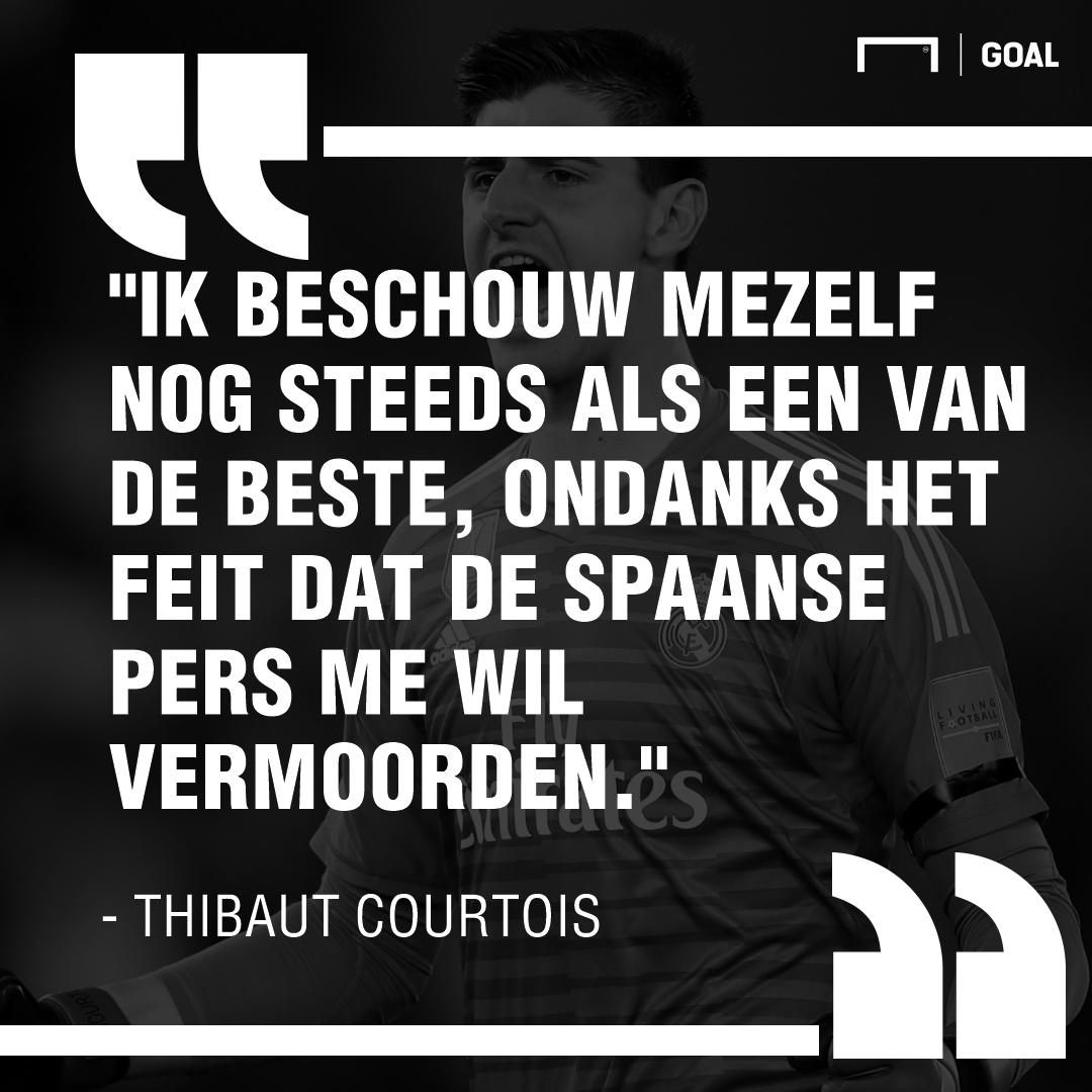 Thibaut Courtois GFX