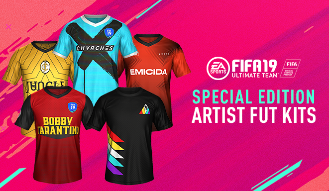 FIFA 19 soundtrack: Full list of artists, songs & music on