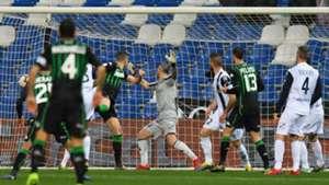 Merih Demiral goal Sassuolo Chievo