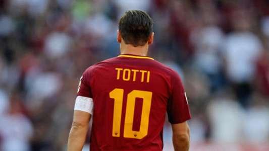 Francesco Totti, AS Roma