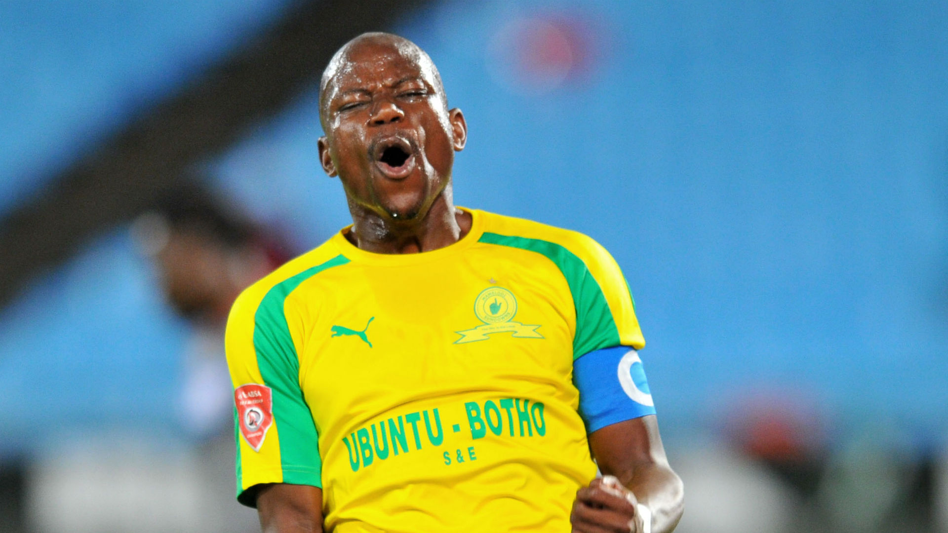 Hlompho Kekana Sundowns v SuperSport United