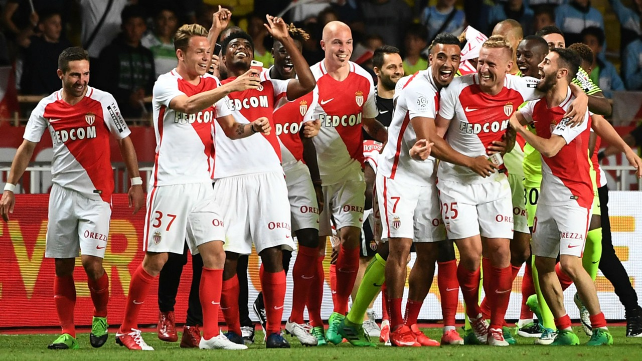AS Monaco Saint-Etienne Ligue 1 17052017
